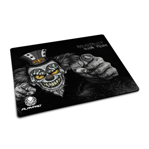 MOUSE PAD GAMER PLAYPAD PROMINI - CLOWN