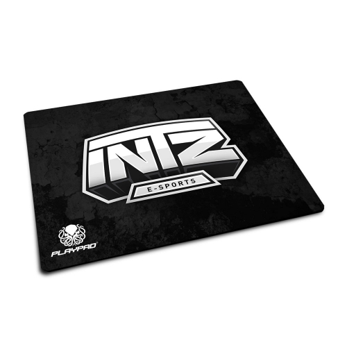 MOUSE PAD GAMER PLAYPAD PROMINI - INTZ BLACK