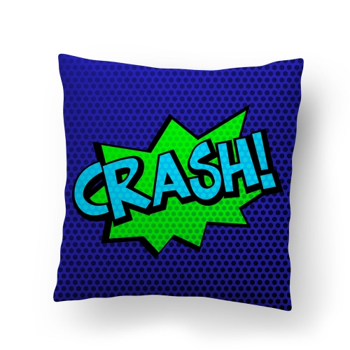 ALMOFADA PLAYPAD - CRASH!