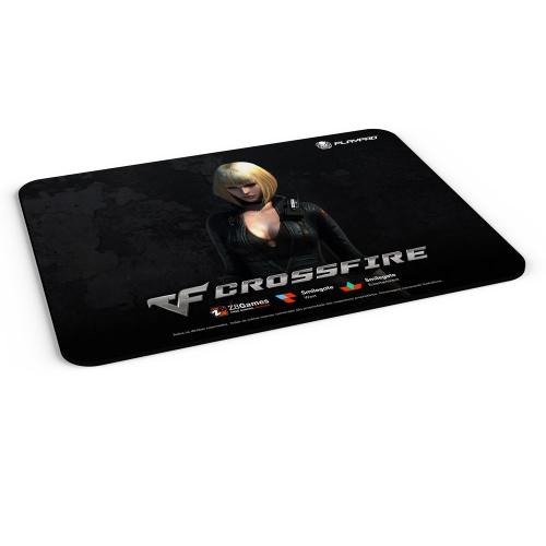 MOUSE PAD GAMER PLAYPAD BGP - CROSSFIRE NIKITA