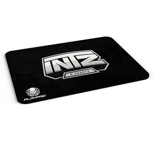 MOUSE PAD GAMER PLAYPAD NGP - INTZ BLACK