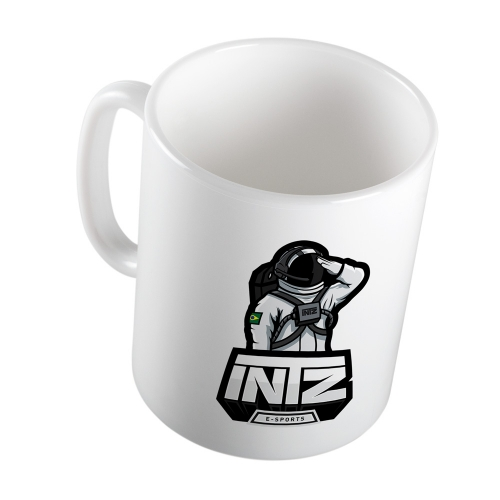 CANECA PLAYPAD - INTZ YES SR