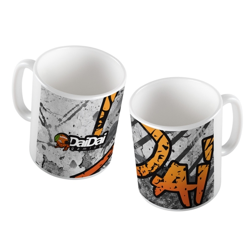 CANECA PLAYPAD - DAIDAI WHITE