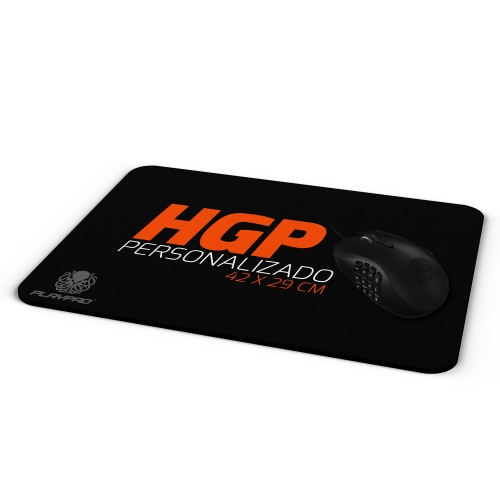 MOUSE PAD GAMER PERSONALIZADO HGP- PLAYPAD