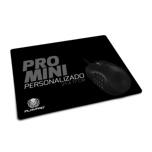 MOUSE PAD GAMER PLAYPAD PROMINI - KIT 05 A 25 UNIDADES