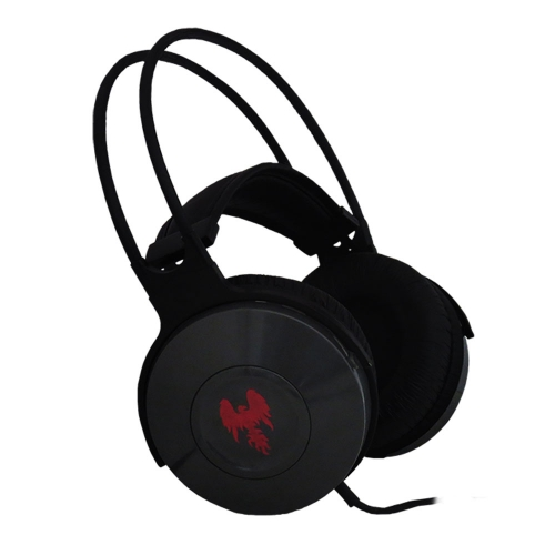 Headset gamer Hawkon Volcano- Playpad