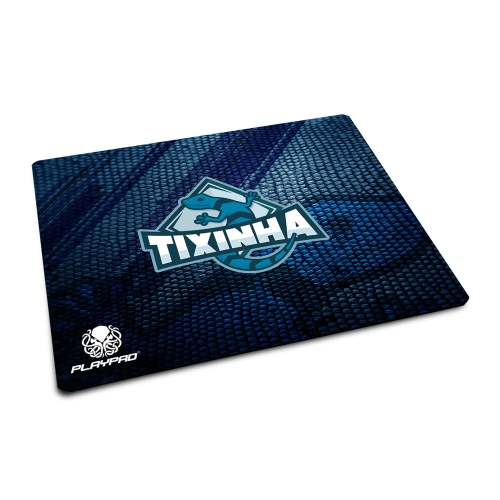Mouse pad gamer promini Tixinha- Playpad