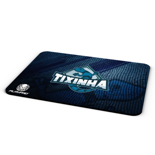Mouse pad gamer hgp Tixinha- Playpad