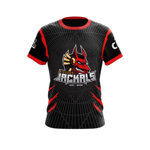 Uniforme Big Gods Jackals