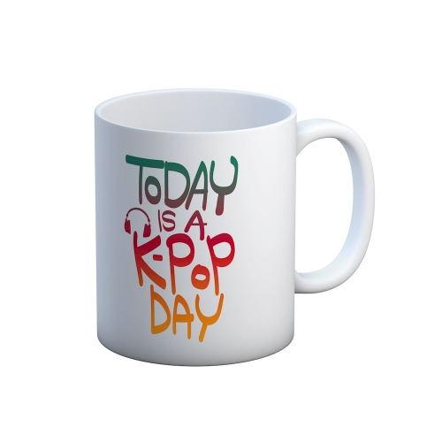 Caneca K-pop Day