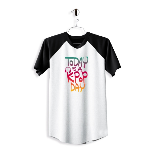Camiseta K-pop Day