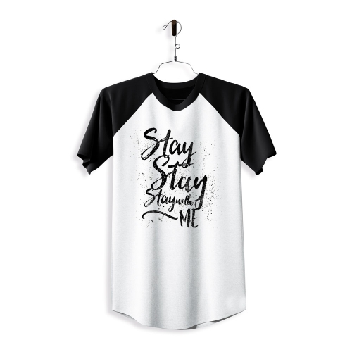 Camiseta Stay With Me