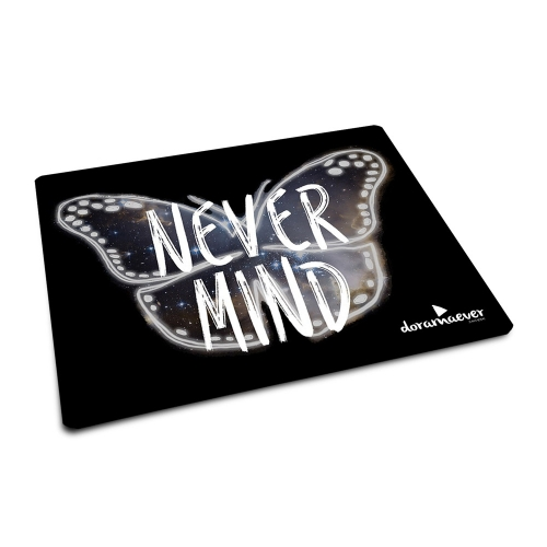 Mousepad Nevermind