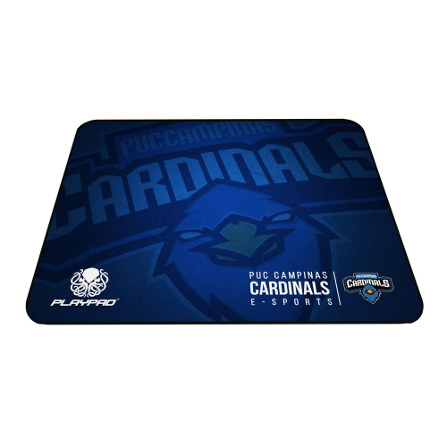 Mousepad UGP *Costurado* Puccamp Cardinals