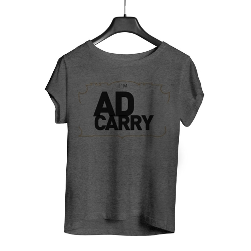 Camiseta Playpad Ad Carry - Mescla