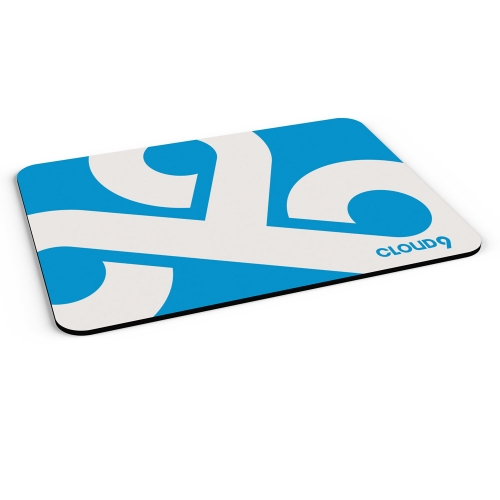 Mousepad Gamer - Cloud9 Cyan Small