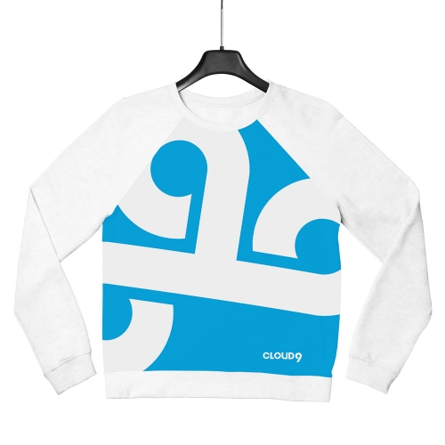 Moletom Basic Cloud9 - White