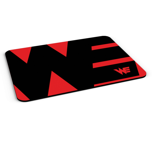 Mousepad Gamer - Team We - Red