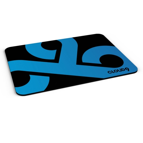 Mousepad Gamer - Cloud9 Black