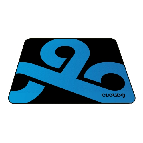 Mousepad Gamer - Cloud9 Black  - X-Large