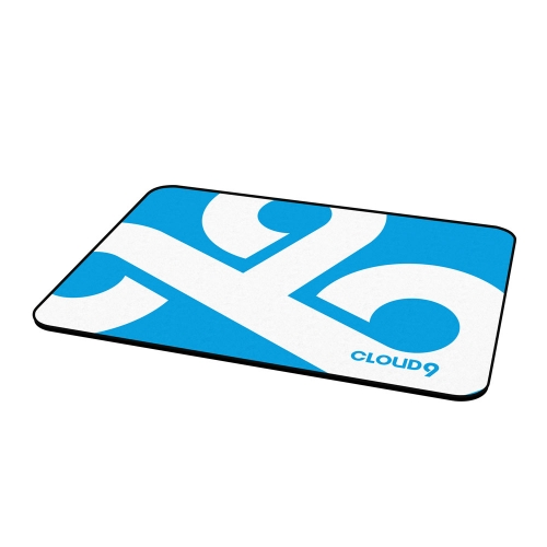 Mousepad Gamer - Cloud9 Cyan - Large