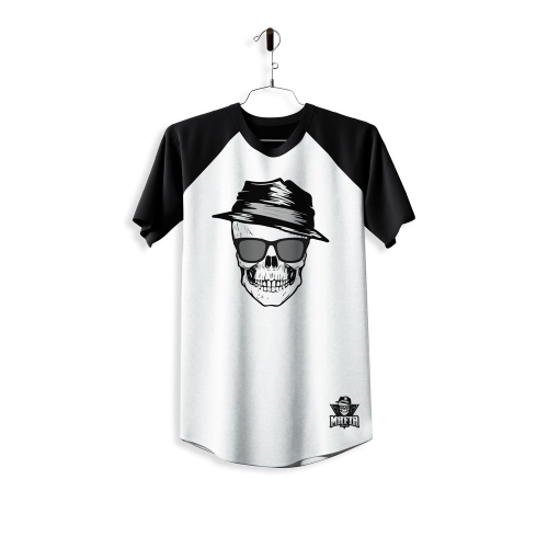 Camiseta Skull - Máfia E-Sports