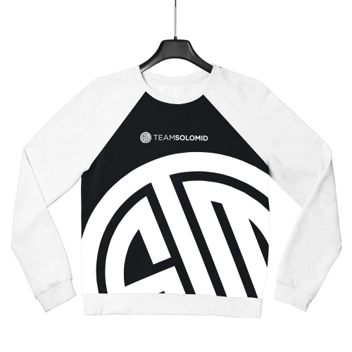 Moletom Team Solomid - White