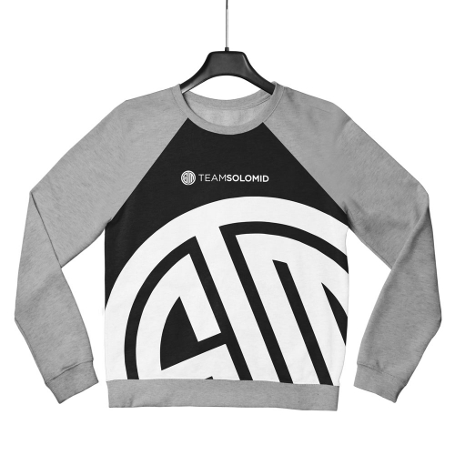 Moletom Team Solomid - Gray