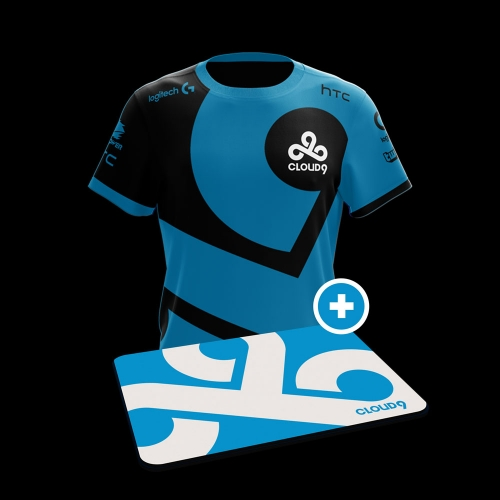 Combo Cloud9 - Black Edition