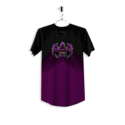 Camiseta Casual Griffins E-Sports