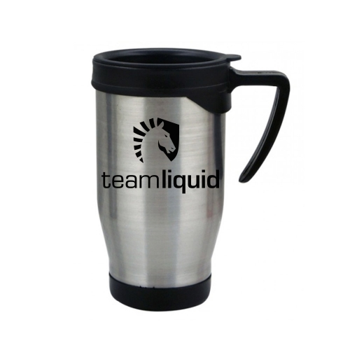 Caneca Térmica Playpad - Team Liquid Black