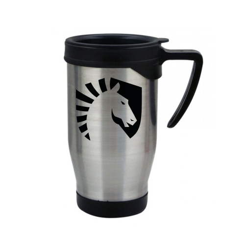 Caneca Térmica Playpad - Team Liquid Black Logo