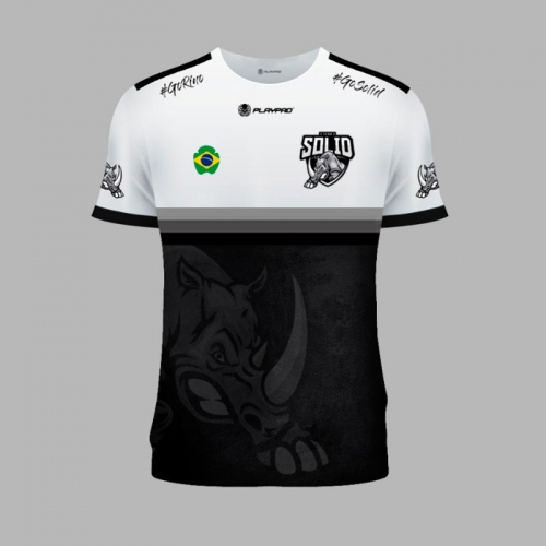 Uniforme Team Solid 2019 - 1