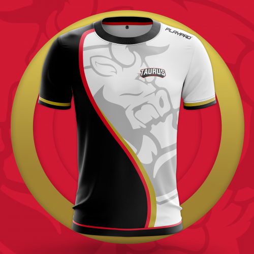 UNIFORME Taurus Gaming e-Sports