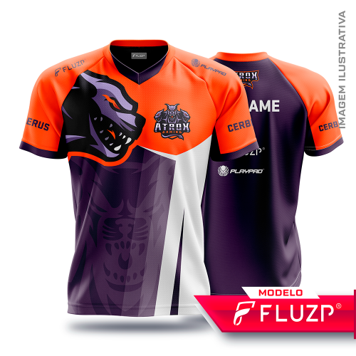 Uniforme Atrox Gaming E-SPORTS