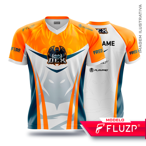 Uniforme Dex Elite E-SPORTS
