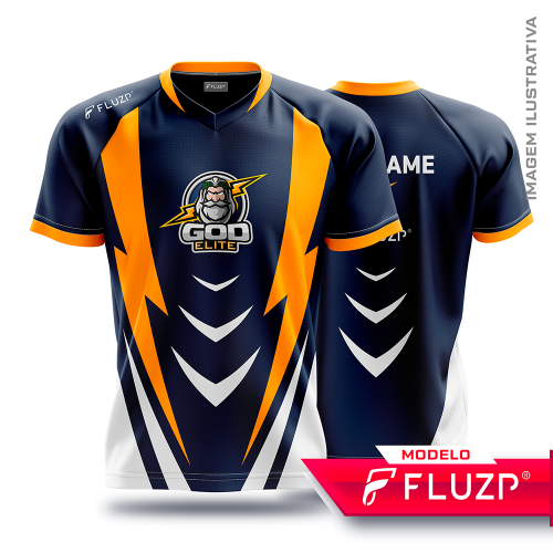 Uniforme God Elite E-SPORTS