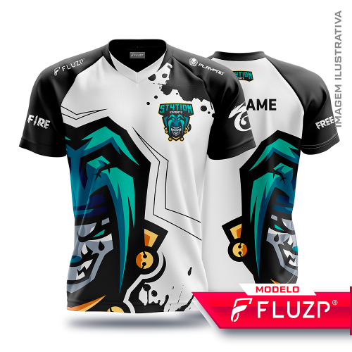 Uniforme ST4TION E-Sports