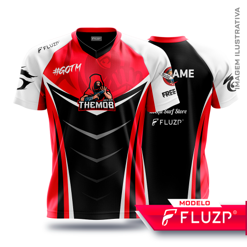 Uniforme THEMOB E-Sports