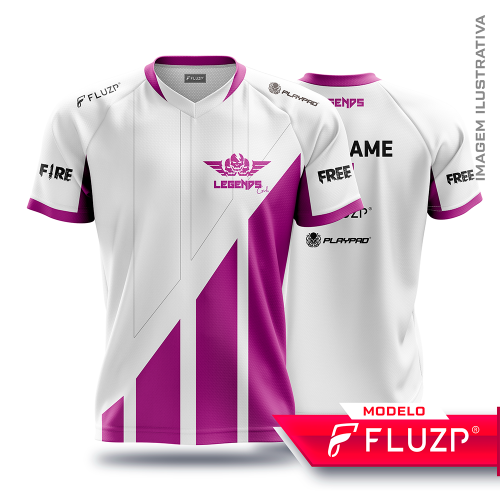Uniforme LEGENDS GIRLS E-Sports