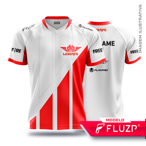 Uniforme LEGENDS E-Sports