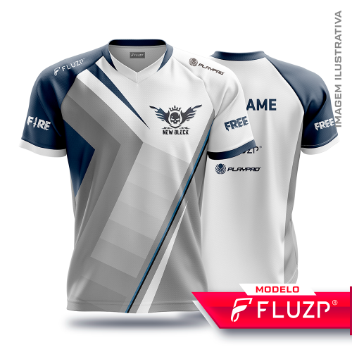 Uniforme NEW BLECK E-Sports