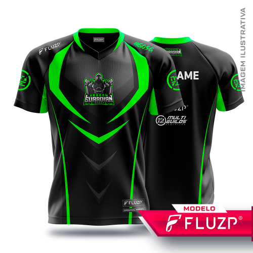 Uniforme SHADOW GUARDIAN E-Sports