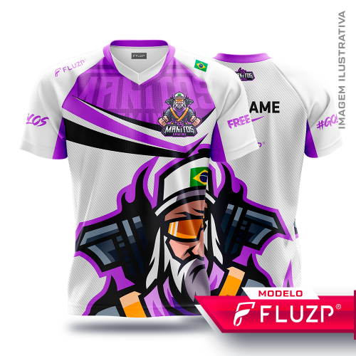 Uniforme LOS MANITOS E-Sports