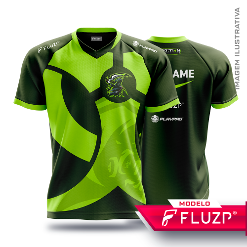 Uniforme INFECTION E-Sports