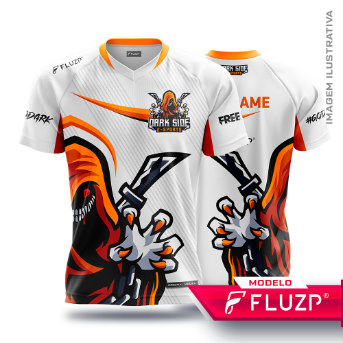 Uniforme DARK SIDE E-Sports