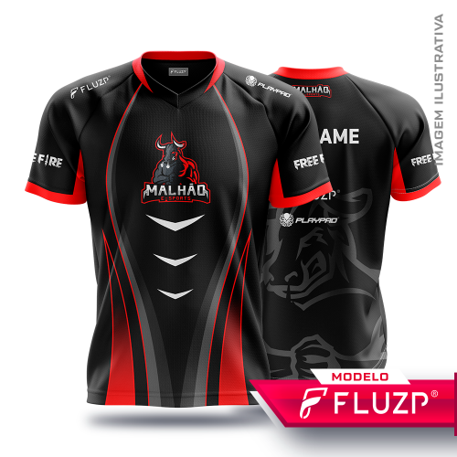 Uniforme MALHÃO E-Sports