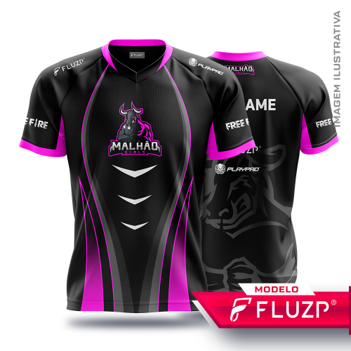 Uniforme MALHÃO GIRLS E-Sports