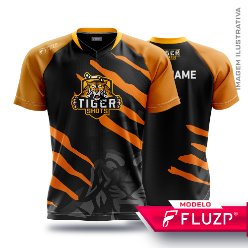 Uniforme TIGER SHOTS E-Sports