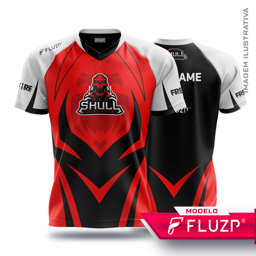 Uniforme REDSKULL E-Sports